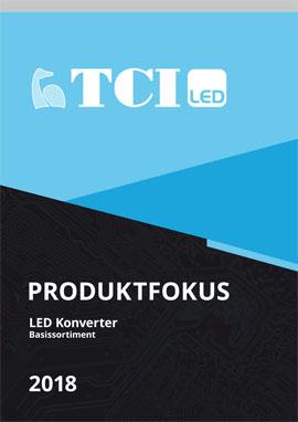 Neuer TCI Katalog: PRODUKTFOKUS 2018