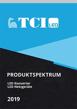 Neuer TCI Katalog: PRODUKTSPEKTRUM 2019